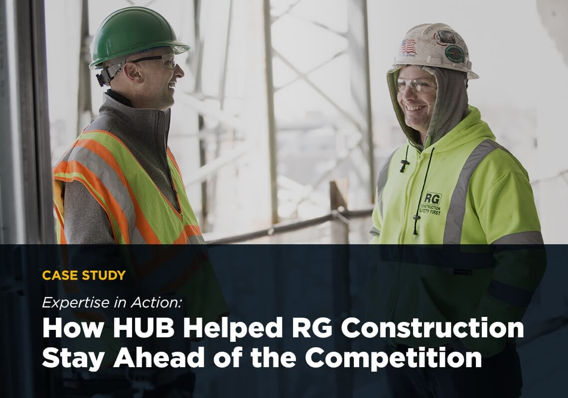 RG Construction Case Study