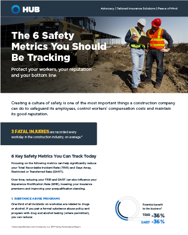 6 Safety Metrics You Should Be Tracking
