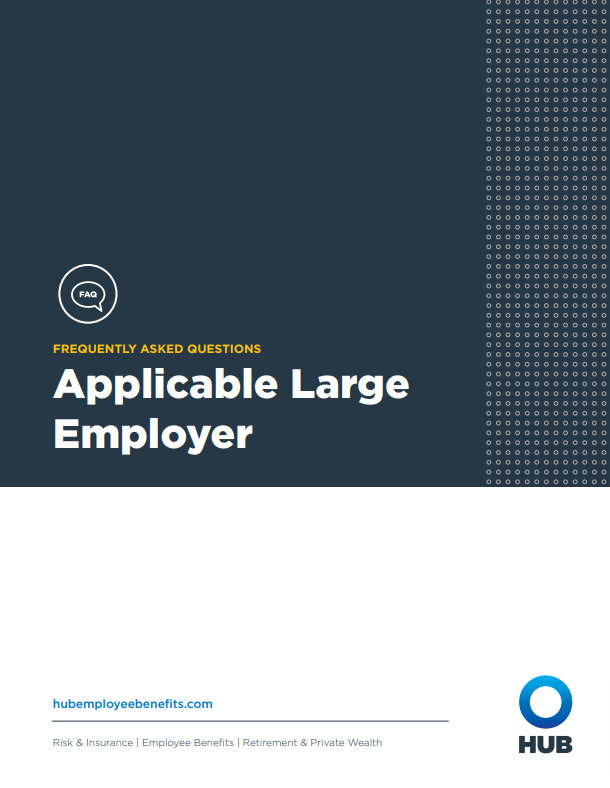 Cover Image Applicable Large Employer