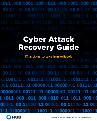 Cyber Attack Recovery Guide