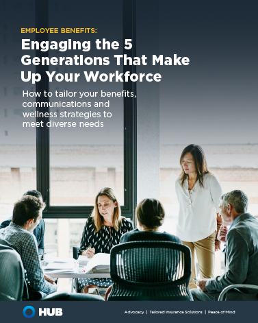 Engaging The 5 Generations That Make Up Your Workforce