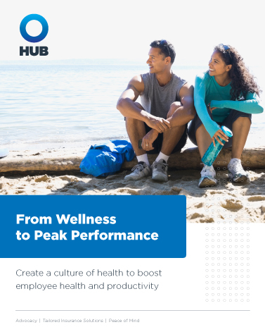 Cover Image From Wellness To Peak Performance