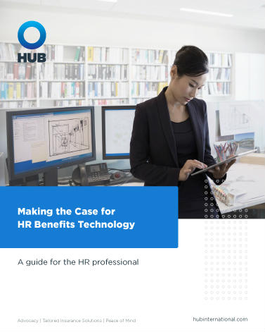 Making the Case for HR Benefits Technology