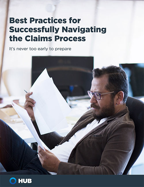 Cover Image Best Practices for Navigating the Claims Process