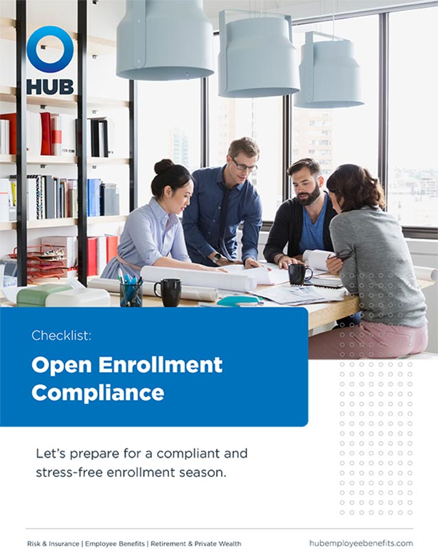 Cover Image Open Enrollment Checklist
