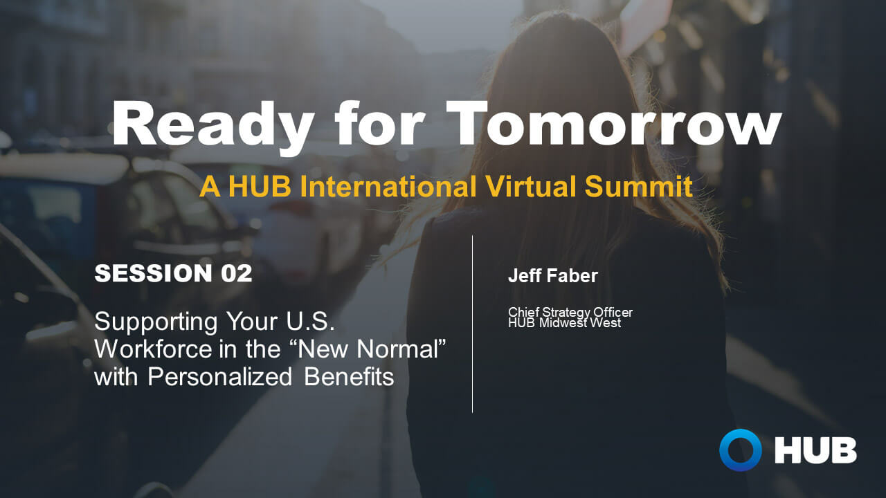 Ready For Tomorrow HUB Virtual Summit