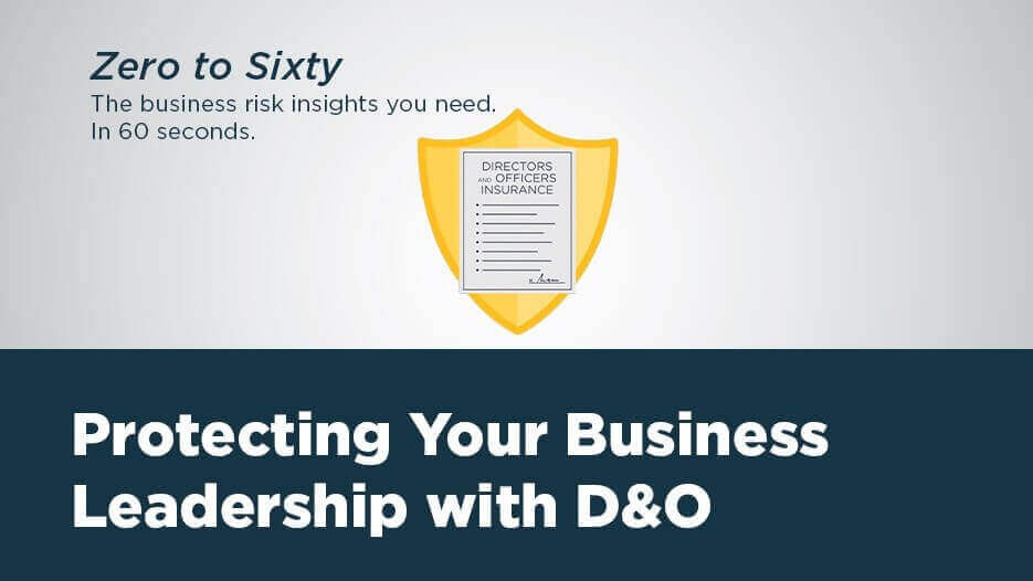 Protecting Your Business Leadership