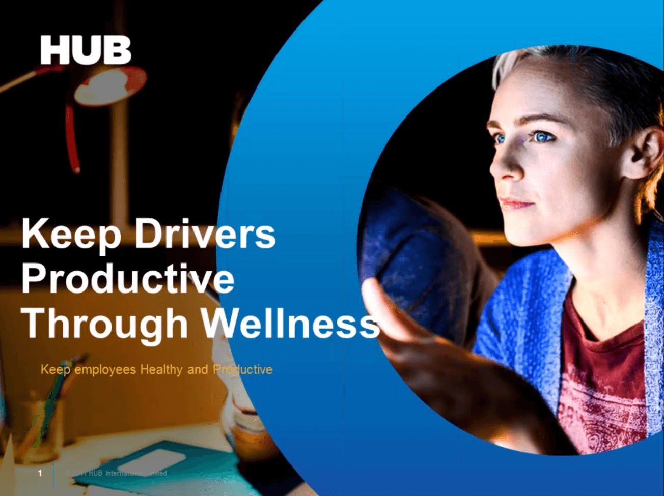 Commercial Driver Wellness