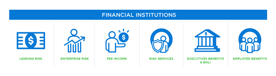 Financial Institutions Graphic