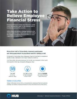 Can Disability Help Your Bottom Line >> Employee Financial Stress Webinar Hub International