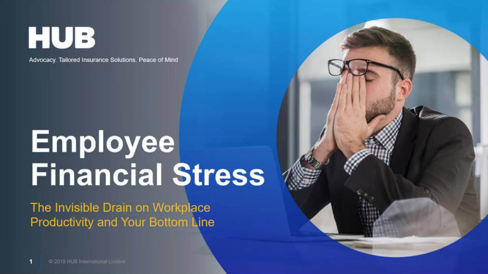 Financial Stress Webinar