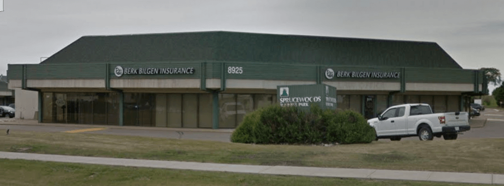 HUB Edmonton 51 Avenue NW Insurance Office