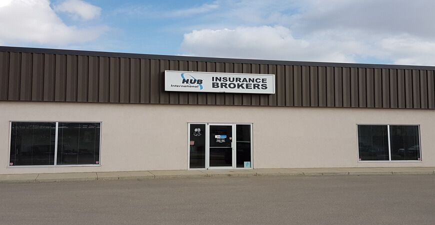 HUB Saskatoon Insurance Office