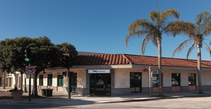 HUB Oxnard Insurance Office