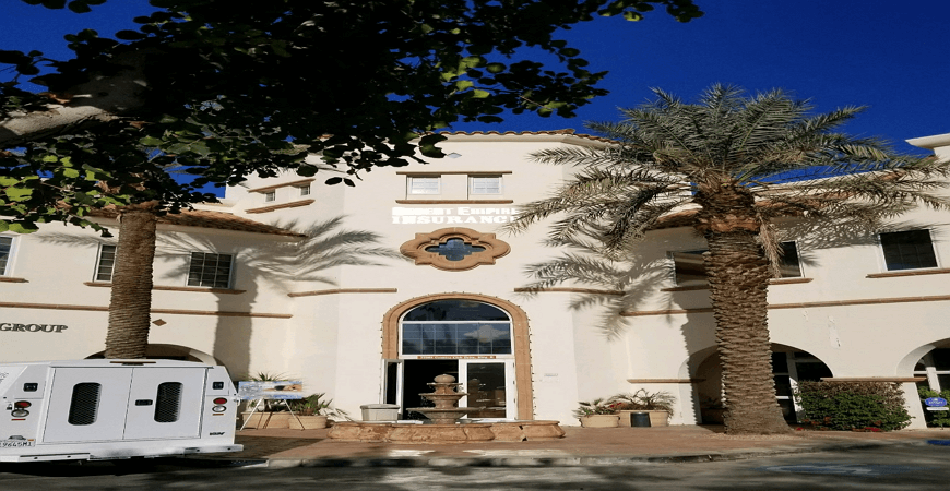 HUB Palm Desert Insurance Office
