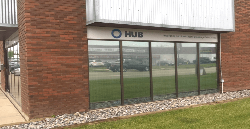 HUB Financial Edmonton Office