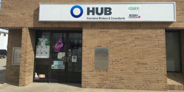 HUB Broadview office
