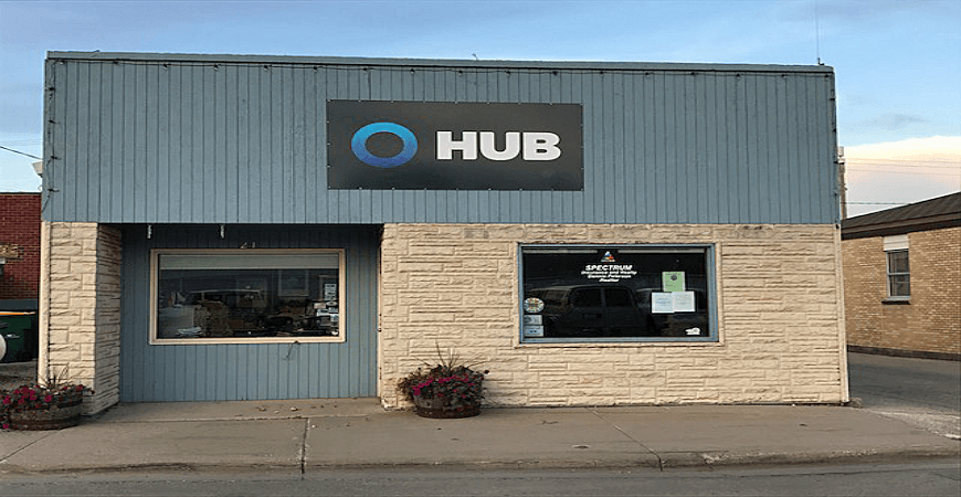 HUB Mayville ND Insurance Office