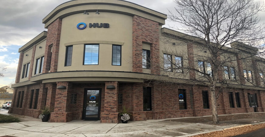 HUB Missoula MT Insurance Office