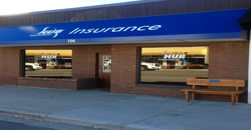 HUB Red Lodge MT Insurance Office