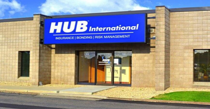 HUB St. Paul Insurance Office