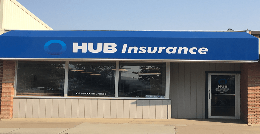 HUB Wolf Point Insurance Office
