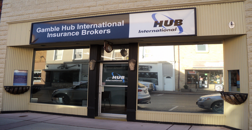 HUB Forest Insurance Office